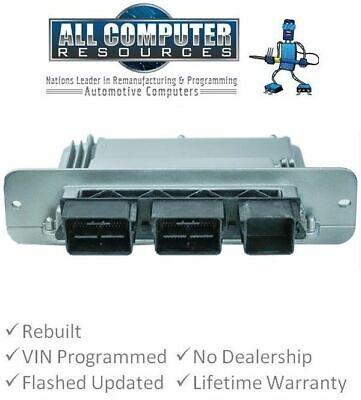 2007 Lincoln MKZ 3.5L 7H6A-12A650-EB Engine Computer ECU ECM PCM MG2-E5728