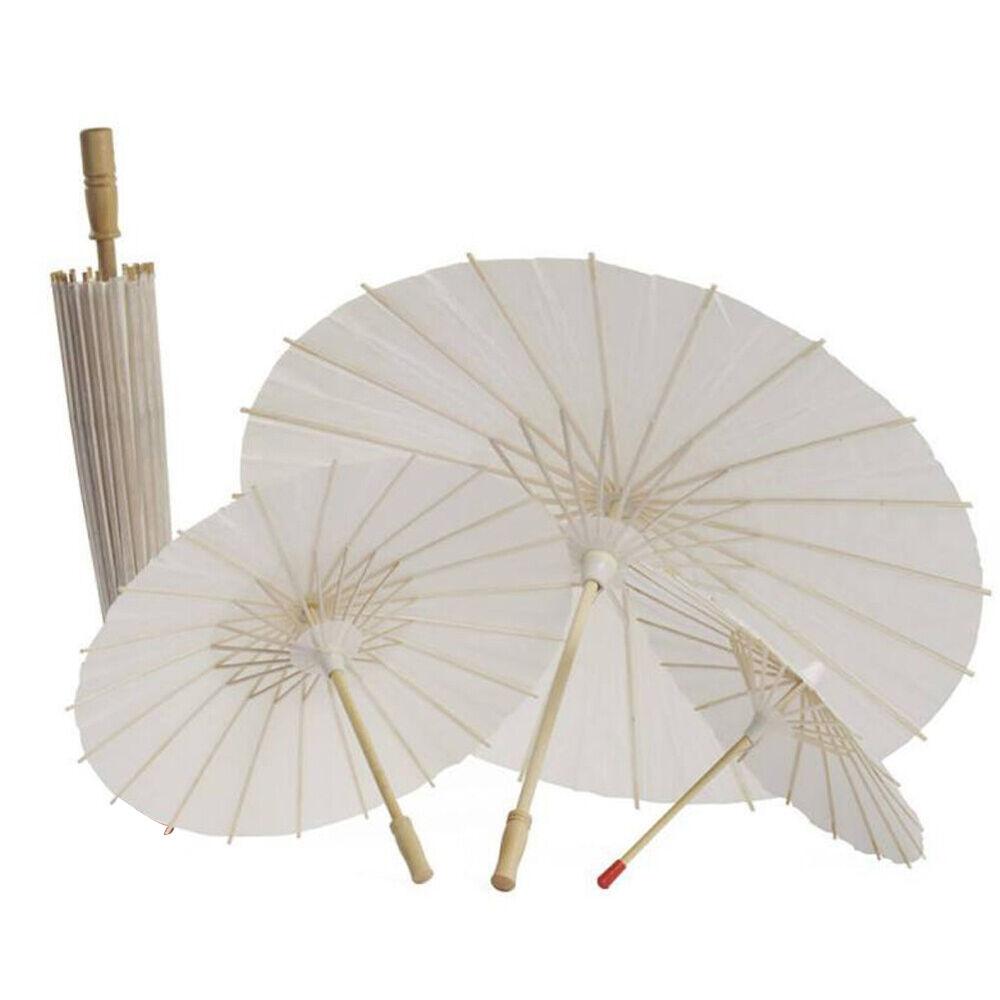 CW_ Chinese Classical DIY Paper Umbrella Decor Photo Shoot P