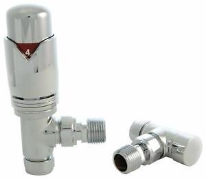 TRV-Thermostatic-Radiator-Valves-Angled-Straight-White-Chrome-15mm-Full-Pack