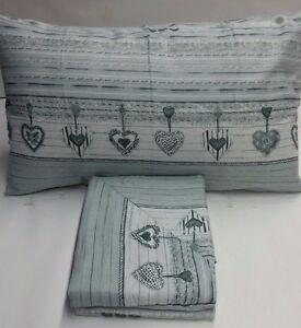 Completo-lenzuola-flanella-cuore-Art-Enjay-Singolo-una-piazza-A686