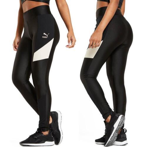 Puma retro legging señora pantalones Tights pantalones deportivos Training pantalones pantalones de deporte