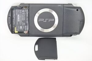 Untested-PSP-Console-PSP-1000-NO-battery-BLACK-Playstation-Portable-Japan-149