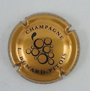 capsule champagne BENARD PITOIS or et noir skVE4GDU-09091032-192085067