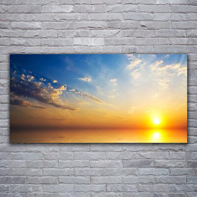 Glasbilder Wandbild Druck auf Glas 120x60 Feder Kunst