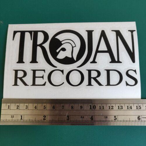 Trojan Records #2 Car//Van//Camper//Bike//Laptop Decal Sticker Graphic