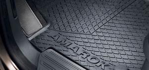 Brand-New-Genuine-Volkswagen-Amarok-Pair-of-Front-Rubber-Mats