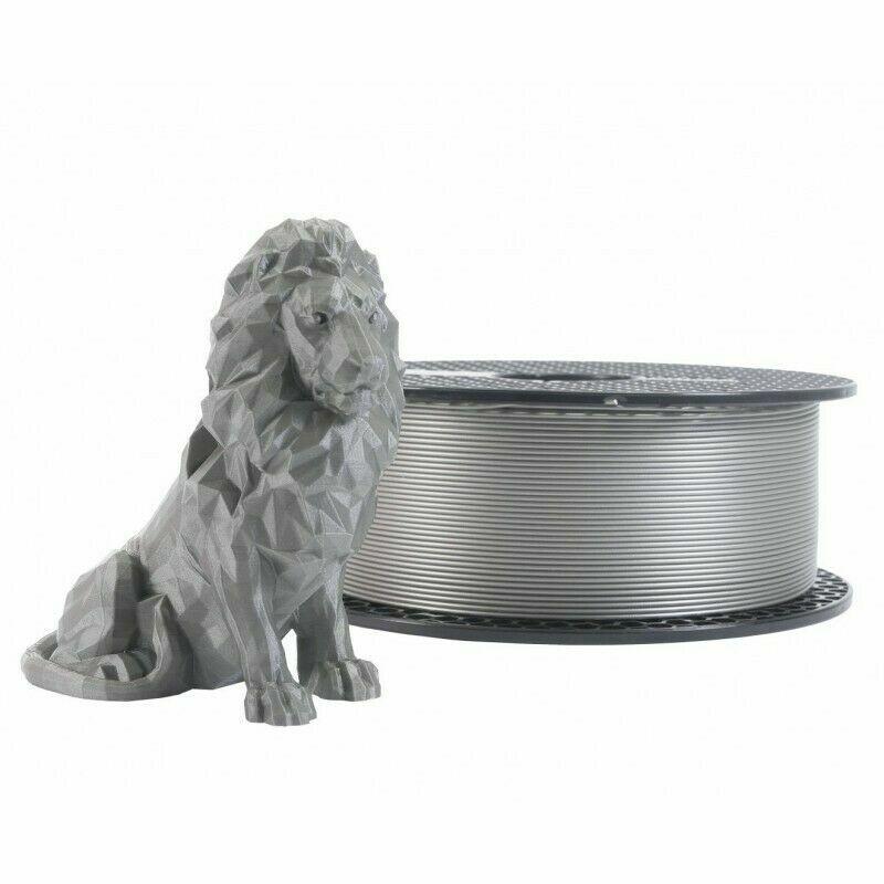 Prusament PLA - GALAXY SILVER - 1.75 mm - Prusa 3D Printing Filament FAST SHIP!