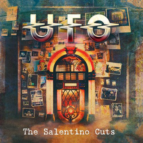 Salentino Cuts - Ufo (2017, Vinyl NEU)