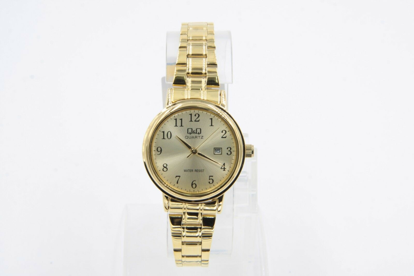 el más nuevo 46135 a55cf Details about Q&Q By Citizen BL63J003Y Quartz Analog Womens Watch Stainless  Steel Casual Date