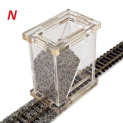 Proses BS-N-01 N Gauge Ballast Spreader