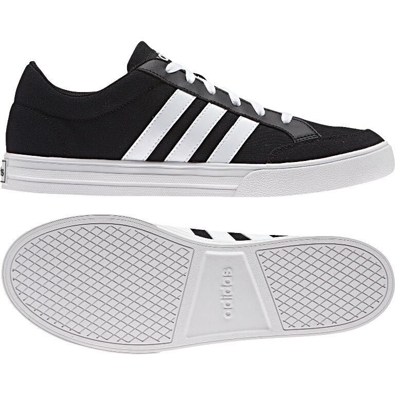 ADIDAS VS SET black/white  AW3890  NEO Sneaker Sportschuhe  *NEU