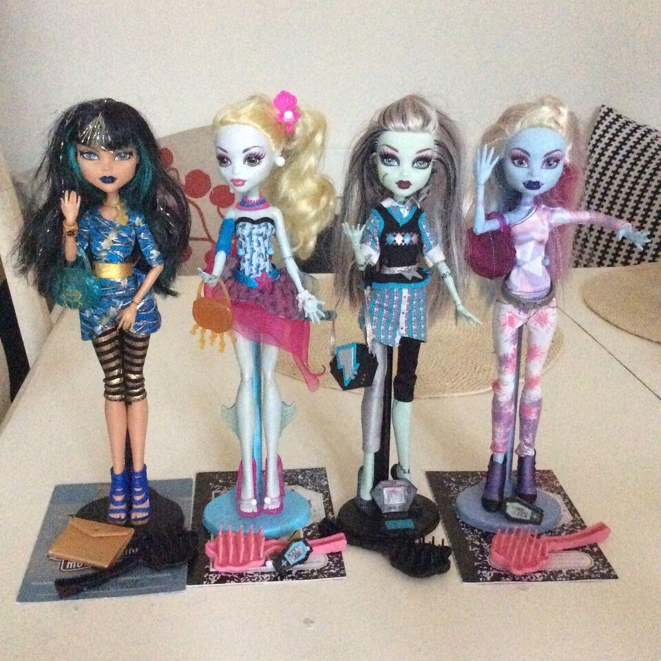Barbie, Monster High