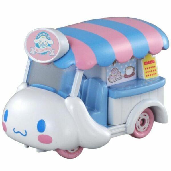 Takara Tomy Dream Tomica #147 Sanrio Gudetama 3CM Mini Diecast Toy Car Japan