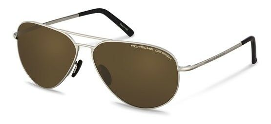 20550f9fe73 Porsche Design Sunglasses P8478 8478 a Gold Interchangeable Lenses Men Women  63
