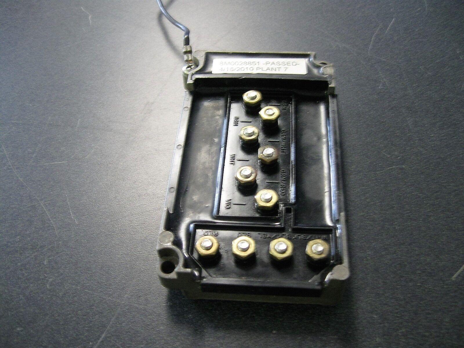 Mercury Outboard Schaltbox Montage 7778A12