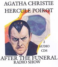 Agatha Christie Hercule Poirot Murder Orient Express After Funeral 2 radioshows