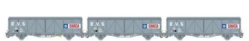 LS Models 30656 beni Wagenset 2 ach /'SIMCA/' 3 pezzi