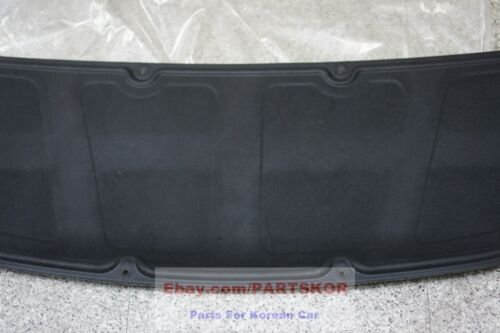 For 2011 ~ HYUNDAI Elantra MD Bonnet Hood INSULATING PAD Genuine Part OEM