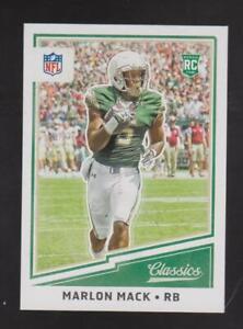 2017-Panini-Classics-265-Marlon-Mack-rookie-card-Indianapolis-Colts