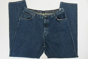 00e8eeea Details about Ermenegildo Zegna Mens Jeans Sz 48T Dark Wash Denim Jean  Pants Italy