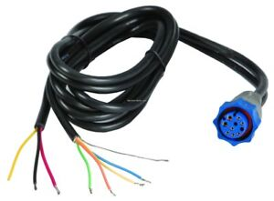 NEW-Lowrance-RS422-Power-Cable-for-HDS-and-000-0127-49