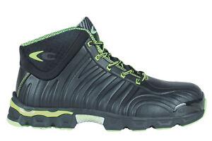 Dettagli su Scarpa antinfortunistica COFRA UPULP LIME S1 P SRC scarpe da lavoro