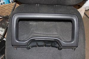 dash cluster speedometer instrument panel bezel jeep. Black Bedroom Furniture Sets. Home Design Ideas
