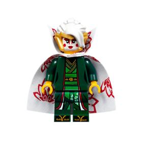 LEGO Princess Harumi Minifigure njo383 From NINJAGO Sons of Garmadon Set 70643