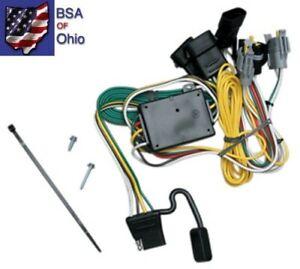 Trailer-Hitch-Wiring-Harness-For-E-150-E-250-E-350-Econoline-Van-1992-1993-1994