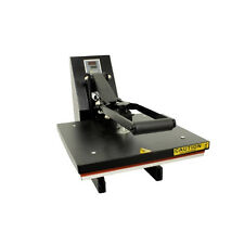 Japanese Style 38 x 38 cm HIGH PRESSURE Heat Press Machine ~ 6 HEATING PIPE
