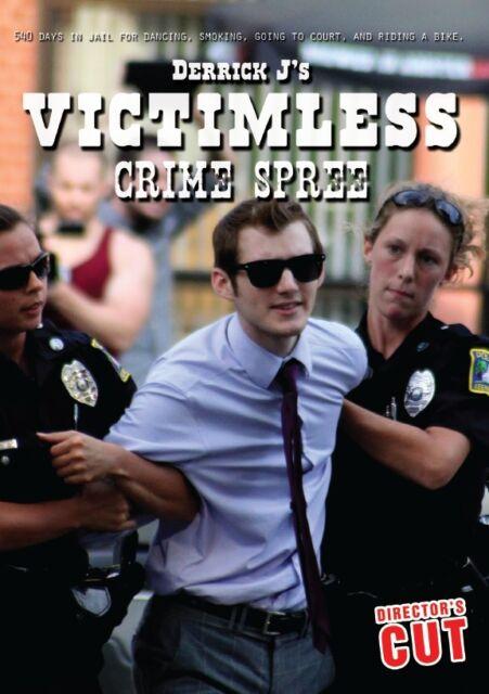 Derrick J's Victimless Crime Spree DVD Director's Cut