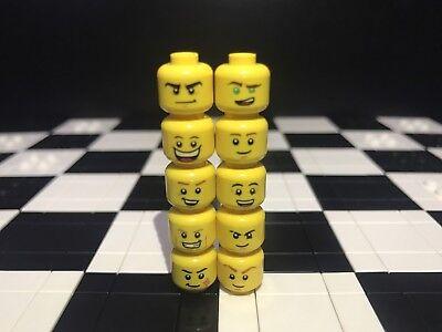 10882 Playmobil Lot de 2 Poteaux Marrons Bas 3 cm 3023 3112 System X
