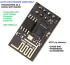 ESP8266 reprogrammed as