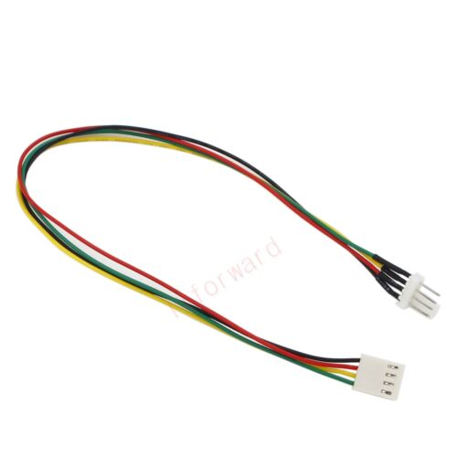 100 pcs 29CM  4pin to 4pin PWM CPU Fan Connector extension Power Cable Lot of