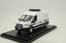 Rare !! Ford Transit Dothan Police Custom Made 1/43