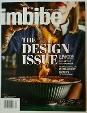 Imbibe Design Issue Bar Designs Estate Winery March April 2016 FREE SHIPPING JB