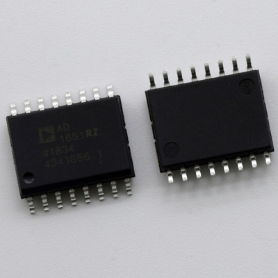 1PCS  Audio DAC IC ANALOG DEVICES SOP-16 AD1851RZ AD1851RZ-REEL7