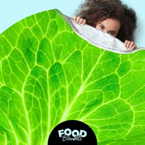 Official Food Blankets NEW Lettuce Blanket