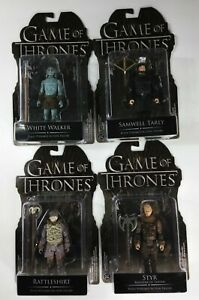Set-of-4-GAME-OF-THRONES-FUNKO-WALL-PLAYSET-ACTION-FIGURES-Brand-New-Unopened