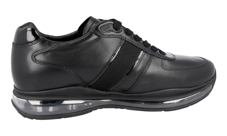 shoes PRADA LUSSO 4E2746 black NUOVE 8,5 42,5 43 43 43 80a1c8