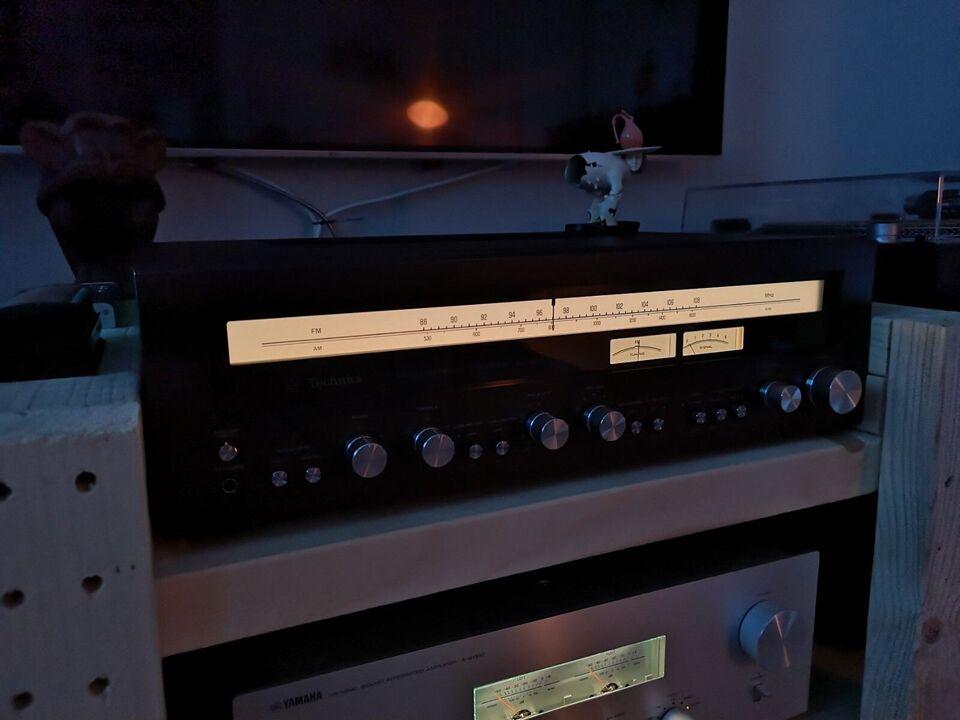 Receiver, Technics, SA-5460K