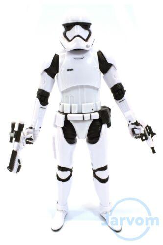 """Star Wars Black Series 6/"""" #04 premier ordre Stormtrooper TFA Loose complet"""