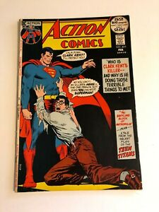 Vintage-1972-DC-Action-Comics-409-Superman