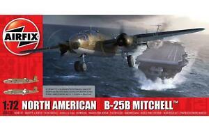 Airfix-A06020-Nord-Americain-B25B-Mitchell-1-72-Maquette-Kit-Neuf