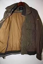 Scotch & Soda Polyester Ribbed Collar Jacket Size XXL