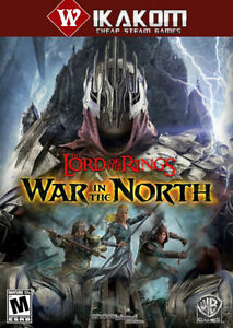 lord of the rings war in the north pc download