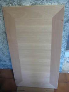 Piano Per Tavolo In Legno Chiaro Misure Cm 50 X 90 Cm Nuovo Ebay