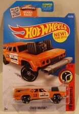 Hot Wheels 2016 HW Daredevils Cruise Bruiser Demolition Derby ORANGE QUANTITY