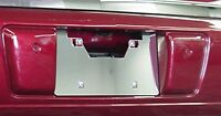 Cadillac Dts 2006 2007 2008 2009 2010 2011 Chrome License Panel Trim