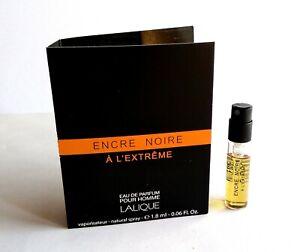 ENCRE NOIRE À L'EXTRÊME Eau de Parfum